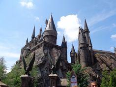 Hogwarts castle - Island of Adventure