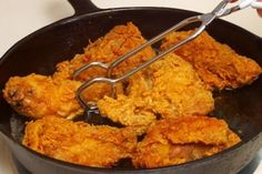 KFC Copycat Fried Chicken: Better Than the Colonel's