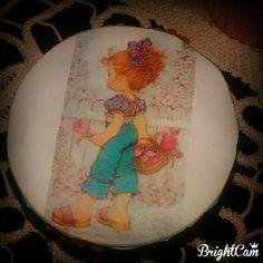 Cupcake Sarah Kay