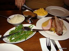 Thanksgiving Dinner at liberty tree tavern: For those who crave Thanksgiving Dinner year-round, this is a great spot to get your fix. Book a dinner meal at Liberty Tree Tavern and get all-you-can-eat Thanksgiving!