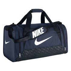 21a7261ac34 Swarovski Nike Brasilia Duffel Bag - BLING Nike Duffel Bag - X - SMALL Bag  - Gym Bag - Sports Bag - Bling Nike Bag - SparkleBoutique2U   Shop Sparkle  ...