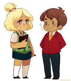isabelle and digby