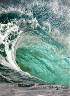 The Power of the Ocean...just a tiny fraction of Jehovah's POWER, which is seen in Nature, but has been shown in more spectacular ways in times past. eg. Opening up the Red Sea to let 3 million people with wagons, children, elderly people, animals, etc. all pass through on dry land.