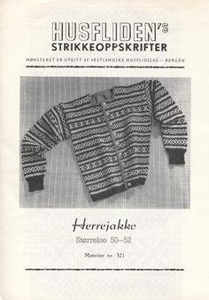 Norwegian Knitting, Vintage Knitting, Color Combinations, Knit Crochet, Knitwear, Knitting Patterns, Men Sweater, Jumpers, Sweaters