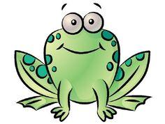 Рисуем лягушку - Детская страничка - Учимся рисовать