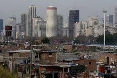 Ciudad de Buenos Aires. Paisaje con contraste