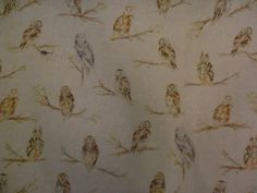 Fantastic range of Voyage Decoration fabric on rolls and in books. Fabric Blinds, Decoration, Vintage World Maps, Beige, Ebay, Owls, Printed, Natural, Travel