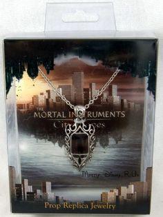 The Mortal Instruments City of Bones Isabelle's Ruby Necklace Movie Prop Replica | eBay
