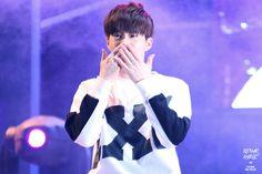 EXO | EXO-K | Kim Jun Myun (suho) ❄ Oak Valley Winter Festival