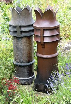 Decorative Chimney Pot   Projects to Try   Pinterest   Dragons ...