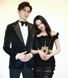 Vengo Gao and Dilraba Asian Actors, Korean Actors, Korean Celebrities, Celebs, Eternal Love Drama, Kawaii Hairstyles, Chinese Movies, Peach Blossoms, Gao