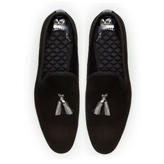 cd35ffb1 VELVET MOCCASIN WITH TASSELS Fresh Shoes, Zara Fashion, Fashion Shoes,  Formal Shoes,