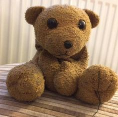 Lost on 19/04/2015 @ Canterbury. My little boy has lost his beloved teddy. We think it went missing in Canterbury on Sunday, but not 100% sure. Please help! Visit: https://whiteboomerang.com/lostteddy/msg/06icr5 (Posted by Jo on 22/04/2015)