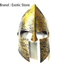 2018 Exotic Store Spartan 300 Warrior Cosplay Costume Halloween Mask and more Funny Halloween Masks, Halloween Masks for Funny Halloween Masks, Halloween Cosplay, Cosplay Costumes, Halloween Costumes, Pirate Halloween, Pirate Costumes, Spartan 300, Full Face, Exotic