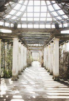 Hill Garden and Pergola, Hampstead Heath via Flickr