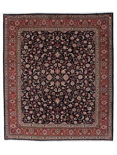Tapis persans - Sarough Sherkat  Dimensions:295x255cm