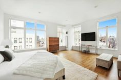 Don't know if any rental is worth $39,000 a month, but Rihanna's new Manhattan penthouse is pretty swag