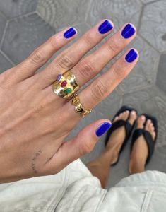 Nail Manicure, Nail Polish, Nail Jewelry, Jewellery, Nail Tattoo, Funky Nails, Fire Nails, Minimalist Nails, Dream Nails