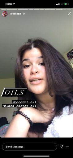 Brown Hair Caramel Balayage, Caramel Hair, Coconut Oil