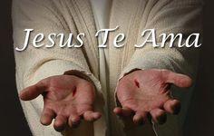 Jesus Te Ama e Quer Salvar Você