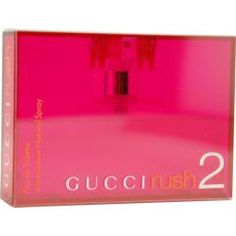 Gucci Rush 2 perfume was introduced in 2001 by the design house of Gucci. Love this sweet smell,