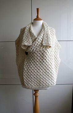 Crochet pattern Boho Granny square jacket 250