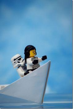 Titanic Lego