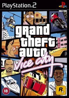 Grand Theft Auto Vice City PS2 >>> Be sure to check out this awesome product.Note:It is affiliate link to Amazon.