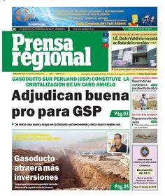 Diario Prensa Regional martes 01 de julio