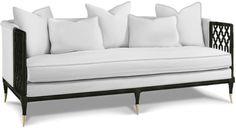 Lattice Entertain You : Caracole Upholstery : Custom Upholstery : uph-sofwoo-35 | Caracole Furniture