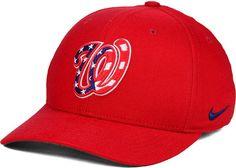 Nike Washington Nationals Ligature Swoosh Flex Cap Men - Sports Fan Shop By  Lids - Macy s. Mike · Hats and ... 80a8793cffbd