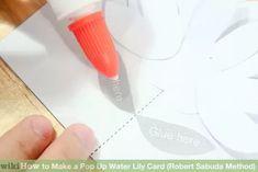 Image titled Make a Pop Up Water Lily Card (Robert Sabuda Method) Step 21