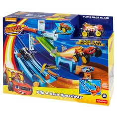 Blaze and the Monster Machines Flip and Race Speedway