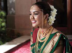 Tanishq Maharashtrian Bride Wedding Jewellery Collection(5)