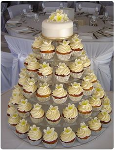 Wedding Cupcakes! <3