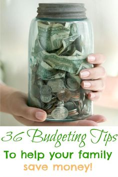 Are you looking for more ways to save money? We've compiled a list of some of the absolute best ideas to help you save money in your every day life as a family.