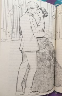 """Maxon and America (from """"Happily Ever After"""") this is literally my phone screensaver!❤️❤️"""