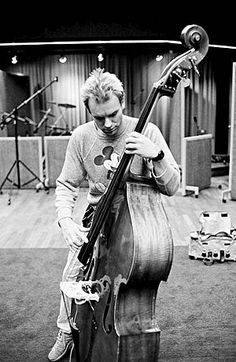 "Sting (1980) - during recording sessions for ""Zenyatta Mondatta"""
