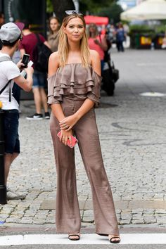Warsaw, Celebrity Style, Jumpsuit, Street Style, Actresses, Celebrities, Models, Fashion, Overalls