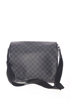 Louis Vuitton Damier Graphie Black Messenger Bag