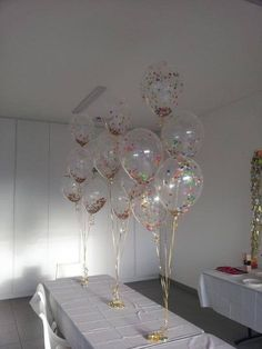 Confetti Balloons By Costume Box