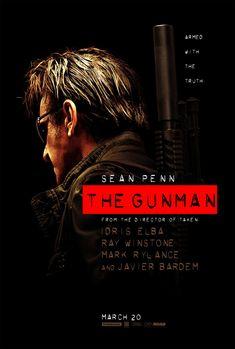The Gunman (2015) -- um atirador de elite aposentado descobre que seus colegas fizeram uma máfia pra tirar ele de circulação.