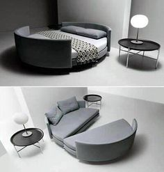 Cool bed