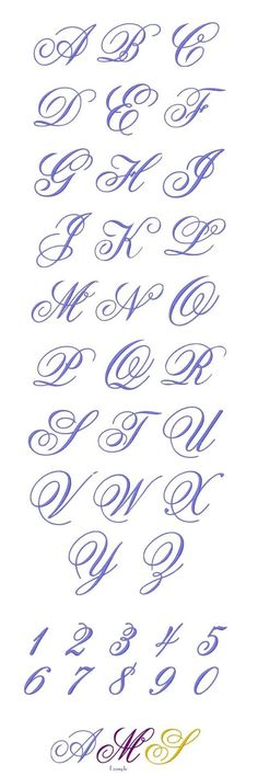 MONOGRAM Embroidery Designs Free Embroider Design Patterns Applique - Recipes, tips and everything related to cooking for any level of chef. I guess this is perfect for a Phantom of the Opera lettering.Gothic Alphabet on Schrift Tattoos, Fancy Letters, Letters In Cursive, Lettering Styles, Tattoo Fonts, Calligraphy Tattoo, Copperplate Calligraphy, Diy Tattoo, Lettering Tattoo
