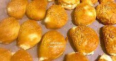Τα πιο γρήγορα κι ωραία τυροπιτάκια με ζύμη σαν κουρού !!! Δοκιμάστε τα είναι πανεύκολα και οικονομικά !!!   ΥΛΙΚΑ ΓΙΑ 25 ΤΕΜΑΧΙΑ  1 κυπε... Pretzel Bites, Bread, Health, Food, Drink, Beverage, Health Care, Brot, Essen