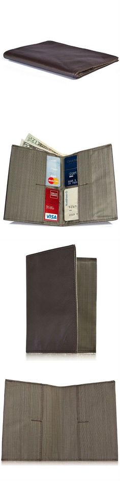Wallets 2996: All-Ett Allett Leather Original Wallet Billfold 20102, Brown - Brand New -> BUY IT NOW ONLY: $34.95 on eBay!