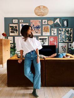 Mein Style, Scandinavian Home, Mode Outfits, Spring Summer Fashion, What To Wear, Style Me, Summer Outfits, Gallery Wall, Vogue