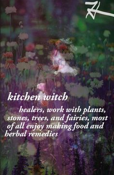 afrosandathames:  imawitchywitch:  http://ift.tt/1XzidnX  (do not remove)  Never not reblog  magicmumbles witchcraft types of witches sea witch hedge witch eclectic witch kitchen witch green witch
