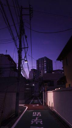 Aesthetic Japan, Night Aesthetic, Japanese Aesthetic, City Aesthetic, Aesthetic Anime, Dank Wallpaper, City Wallpaper, Anime Scenery Wallpaper, Aesthetic Backgrounds