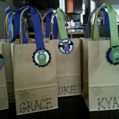 halloween treat bag | Halloween Treat Bags | Fall
